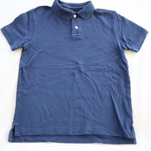 ⭐ 5 for $25 Gap Kids Button Collar Polo M